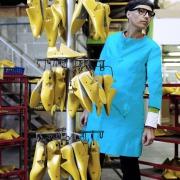 matali crasse ateliers Tersi shoe chaussure Marie Desplechin France cuir Romans
