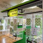 matali crasset Forum Meyrin Interactions végétales suisse
