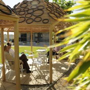 café Kfé fondation Blachère Apt