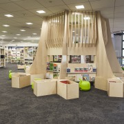 matali crasset geneve Bibliothèque de la cité, Suisse, design  contemporain