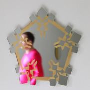 matali crasset devant moi infrasons miroir galerie Mica