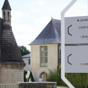 matali crasset Abbaye Fontevraud Patrick Jouin signalétique signage