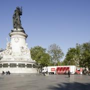 matali crasset design France Paris Mumo musée mobile place République Pompidou art contemporain