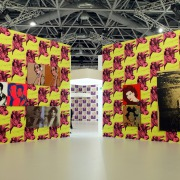 Andy Warhol Superwarhol Germano Celant matali crasset Grimaldi Forum musée scenographie Monaco