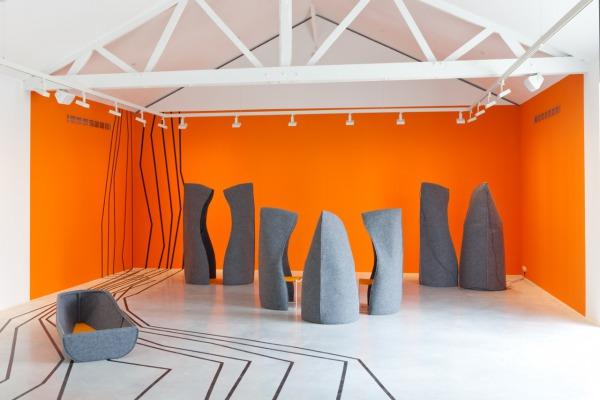 matali crasset le voyage en uchronie ucronia galerie Thaddaeus Ropac designer's days