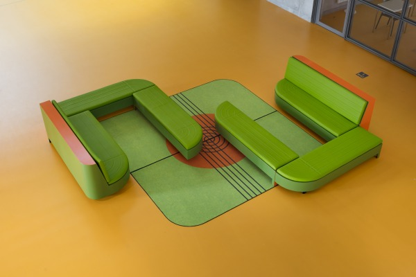 ENS Paris Saclay Matali Crasset Renzo Piano Université Jean Matie Appriou Charles de Meaux Tobias Pils