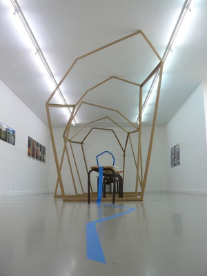 cneai Chatou matali crasset exposition fleuves Gandy gallery