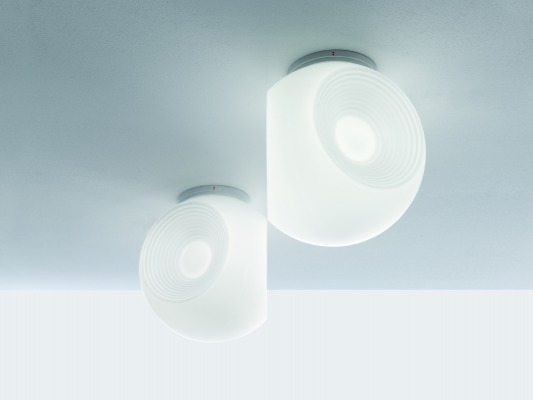 matali crasset Fabbian eyes light Euroluce lamp