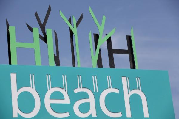 matali crasset Hi hotel hi life beach Nice