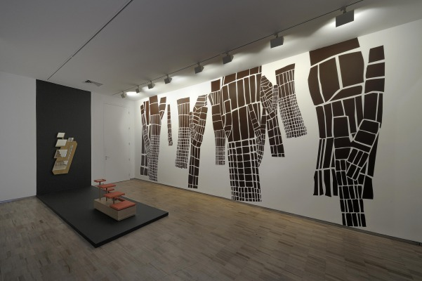 matali crasset galerie Thaddaeus Ropac Living wood Paris Salzburg