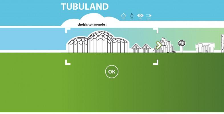 matali crasset arts décoratifs tubuland jeu numérique la company