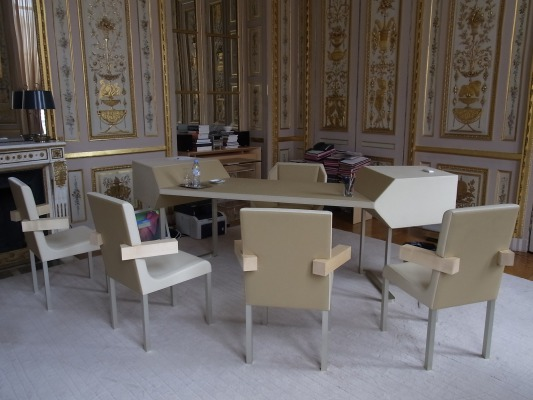 matali crasset mobilier national ministère de la culture aurélie Filipetti Fleur Pellerin