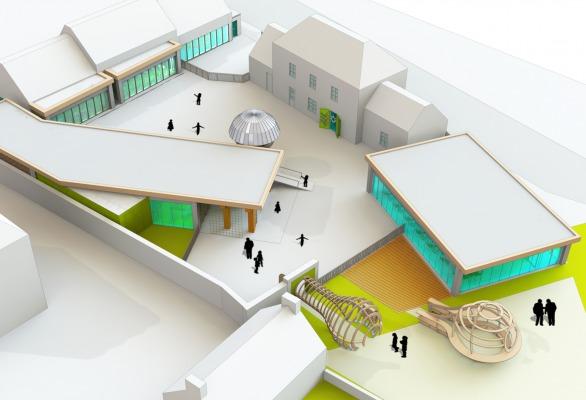 matali crasset, architecture, école, Eternal Network, Fondation de France, Nouveaux commanditaires, projet collaboratif, Bretagne